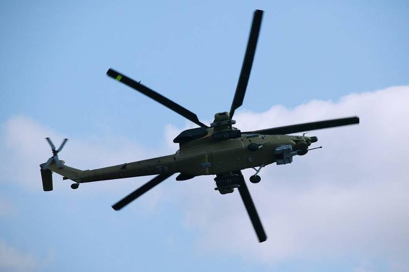 Ресейде Ми-28Н тікұшағы апатқа ұшырады