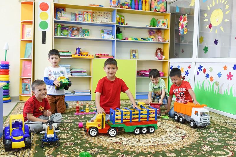 Доля частных дошкольных организаций в РК составляет более 30%