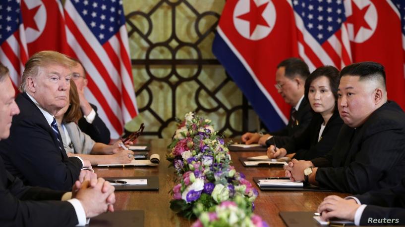 Пхеньян: АҚШ пен Оңтүстік Корея әскери жаттығуды тоқтатуға тиіс