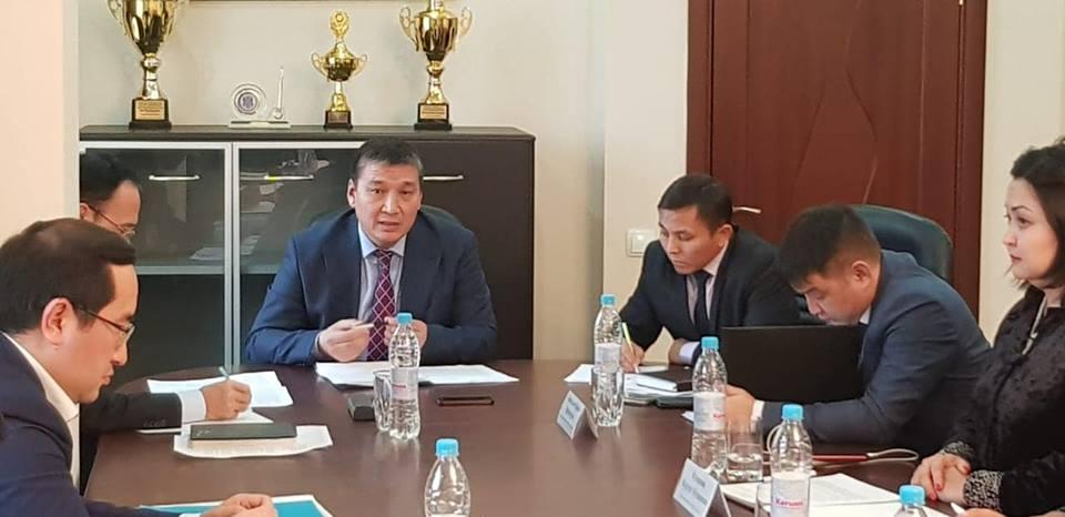 В Мангистауской области руководителю областного УСХ объявили строгий выговор