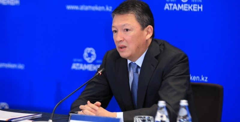 Сейчас крайне важны стимулы Нацбанка для кредитования МСБ – Тимур Кулибаев
