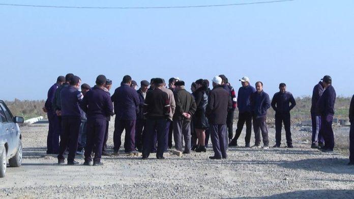 Ордабасы тұрғындары қытайлықтардың зауыт салуына қарсы шықты