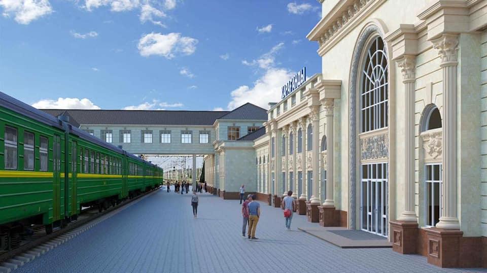 Қарағанды теміржол вокзалы жөндеуден соң тәулігіне 8 мың жолаушы қабылдай алады
