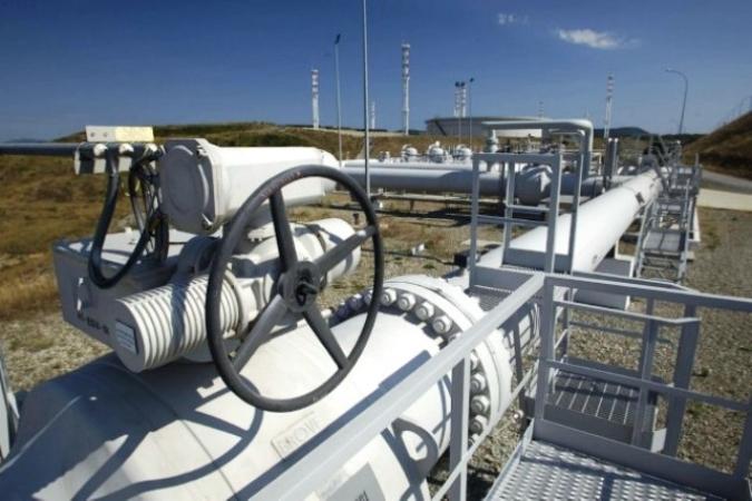 Объём транспортировки по нефтегазовым трубопроводам вырос на 22% за год