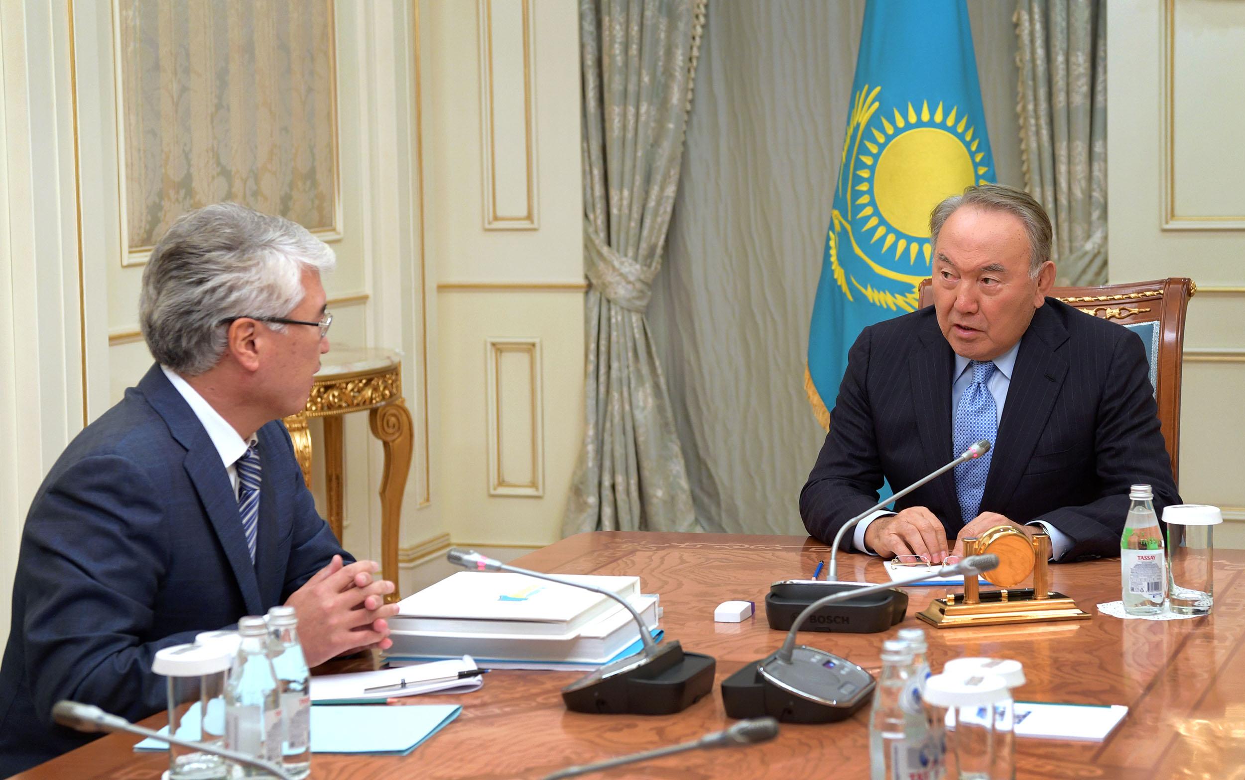 Президент РК дал ряд поручений министру культуры и спорта