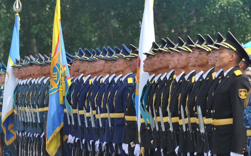 ВС РК пополнились молодыми офицерами