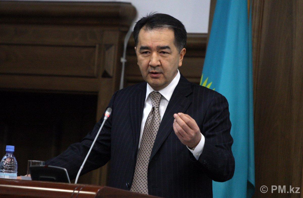 Бакытжан Сагинтаев недоумевает, почему индустриальные проекты в регионах не повышают производительность