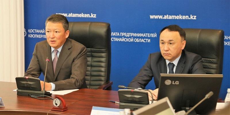 Тимур Кулибаев: «Особый акцент в работе «Атамекена» – импортозамещение»