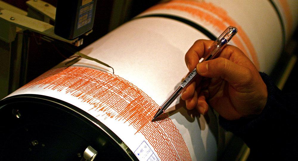 Третье за день землетрясение зафиксировали казахстанские сейсмологи
