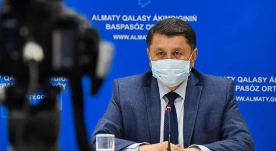 Новое постановление главного санитарного врача Алматы