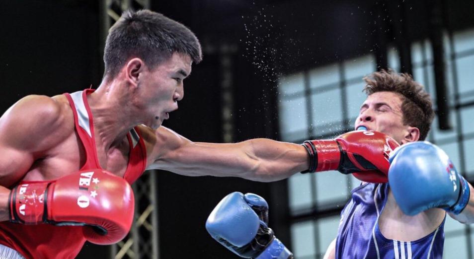 Казахстан выбил чертову дюжину в первый день Кубка Президента по боксу