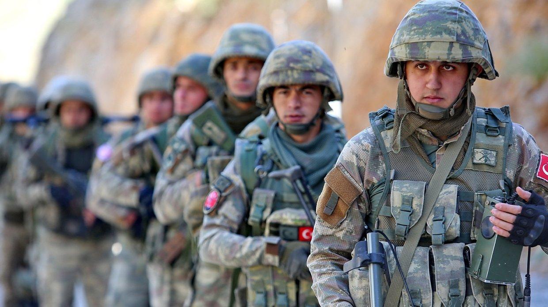 Минобороны Турции обвинило курдов на севере Сирии в несоблюдении перемирия