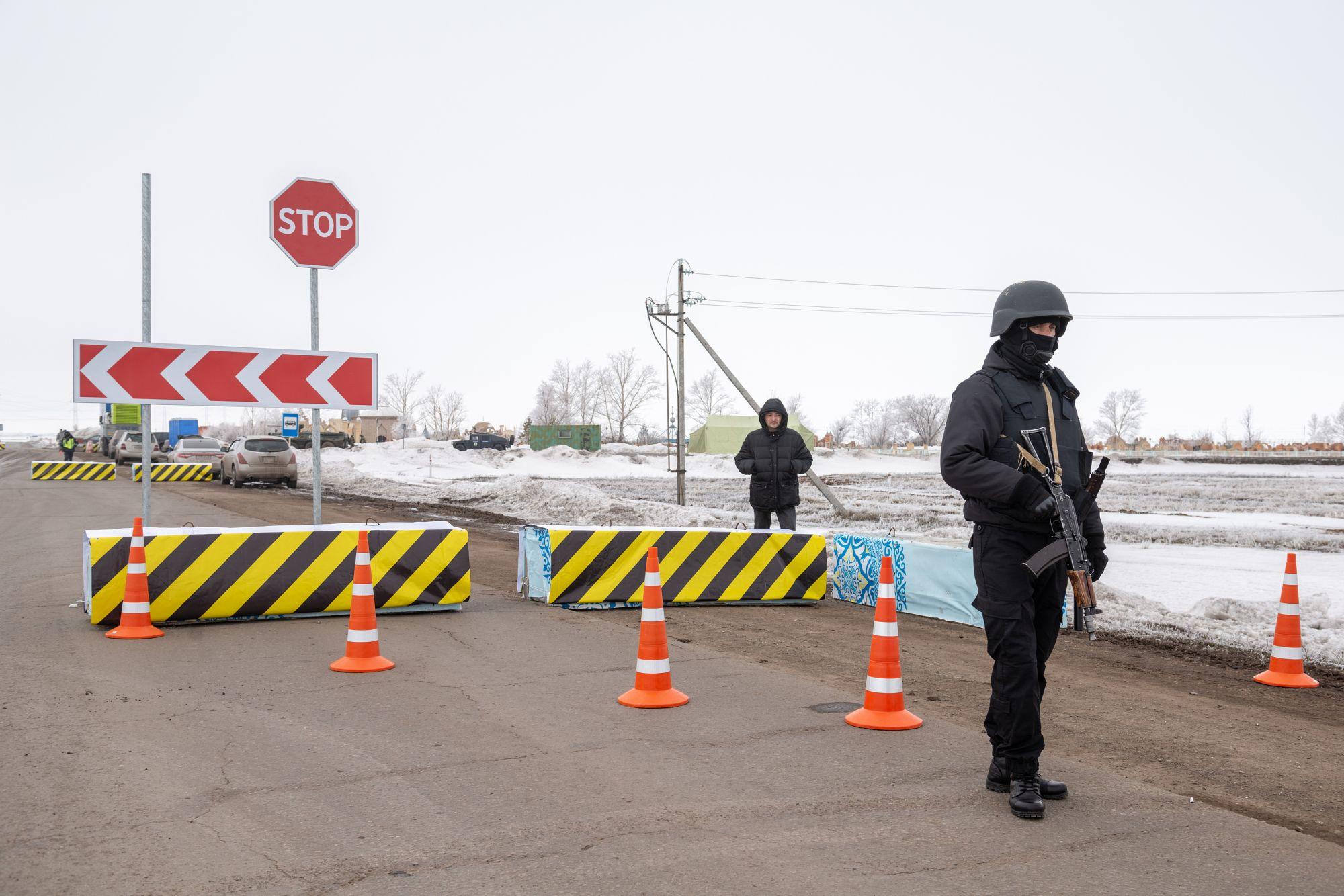 В пяти городах Карагандинской области вводится карантин с 30 марта