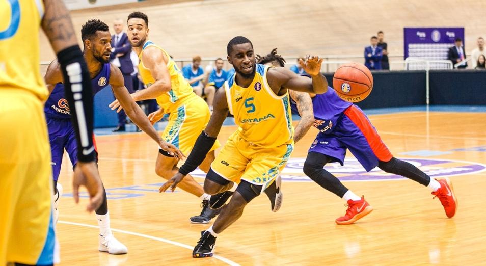 Защитник «Астаны» – MVP декабря в Единой лиге ВТБ