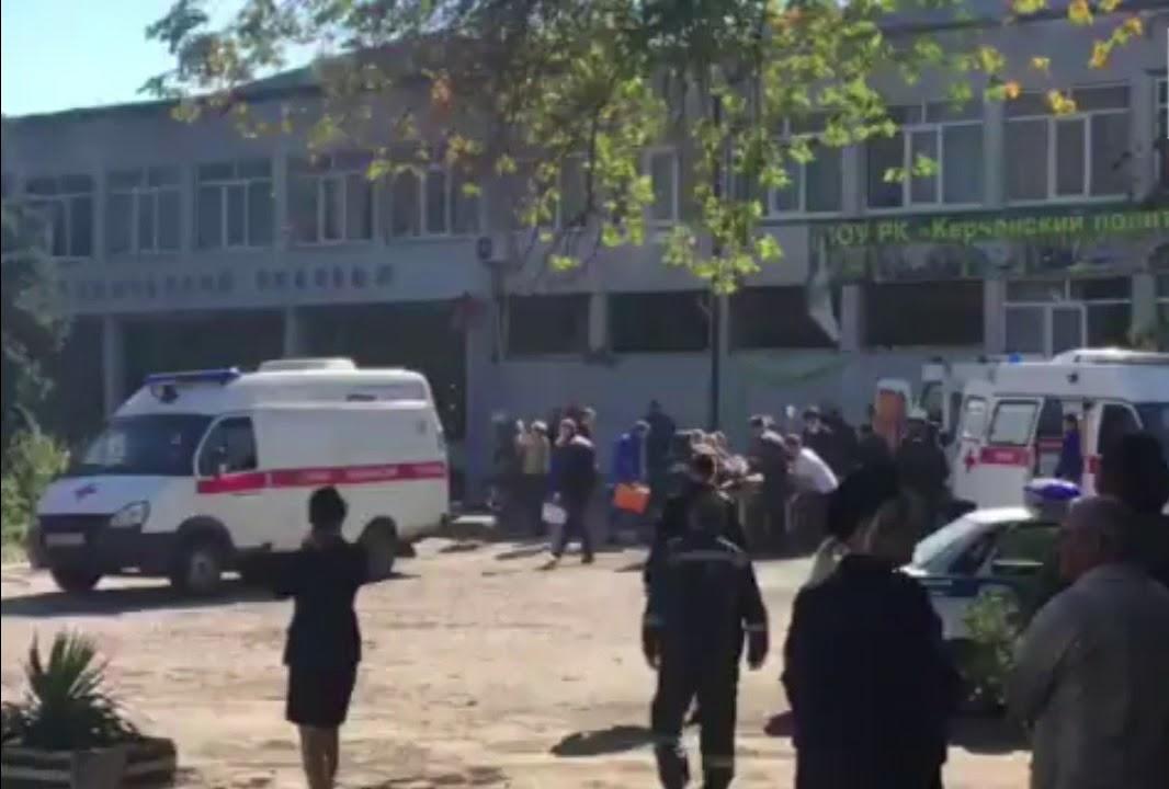 Дело по взрыву в Керчи переквалифицировали на статью об убийстве
