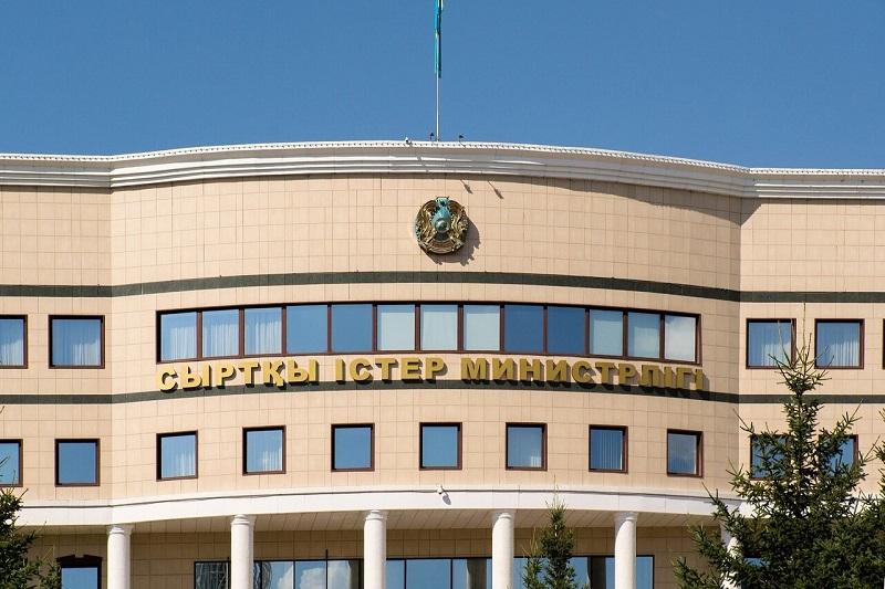 МИД Казахстана не намерен направлять ноту узбекской стороне из-за последствий прорыва дамбы на границе