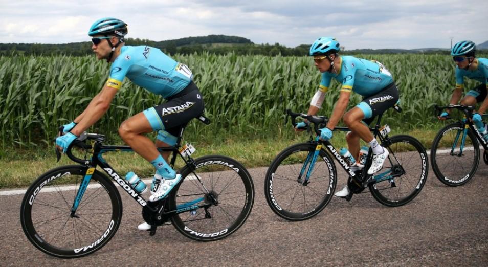 «Тур де Франс»: Фульсанг удерживает позицию в генерале