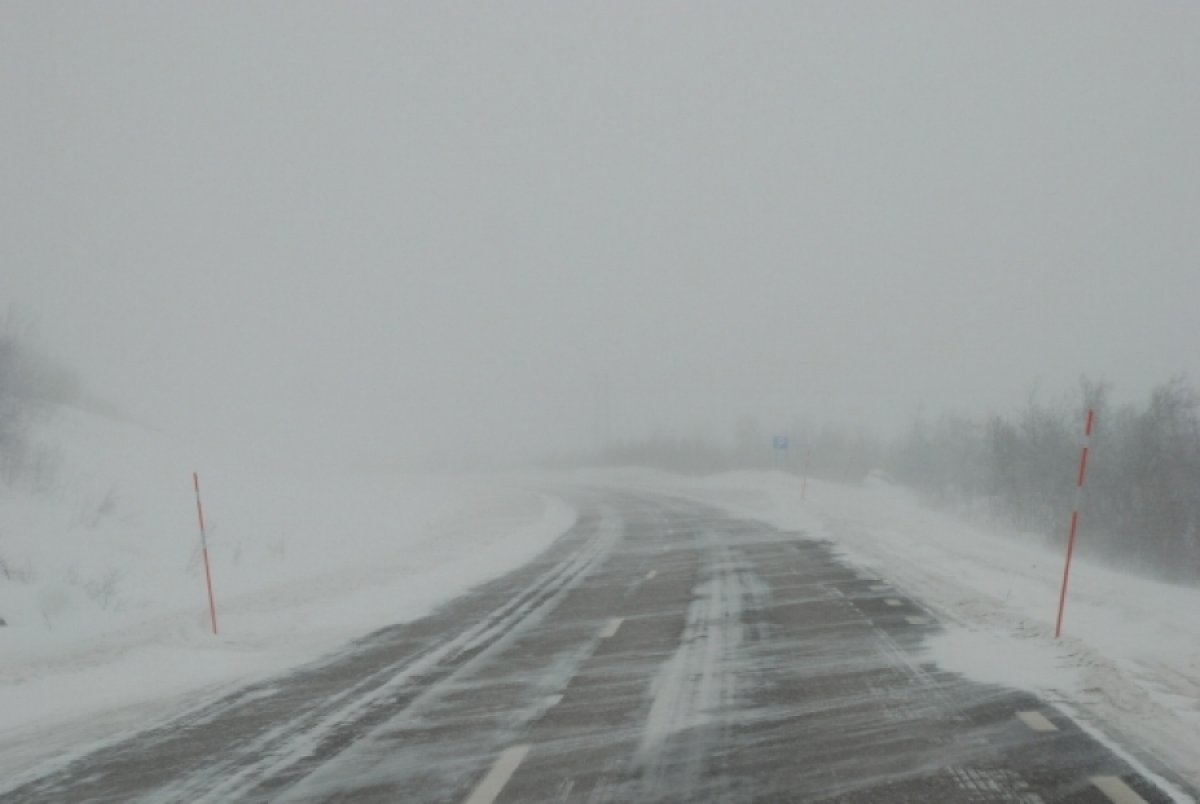 В МИИР РК сообщили об ограничении движения на нескольких участках автодорог