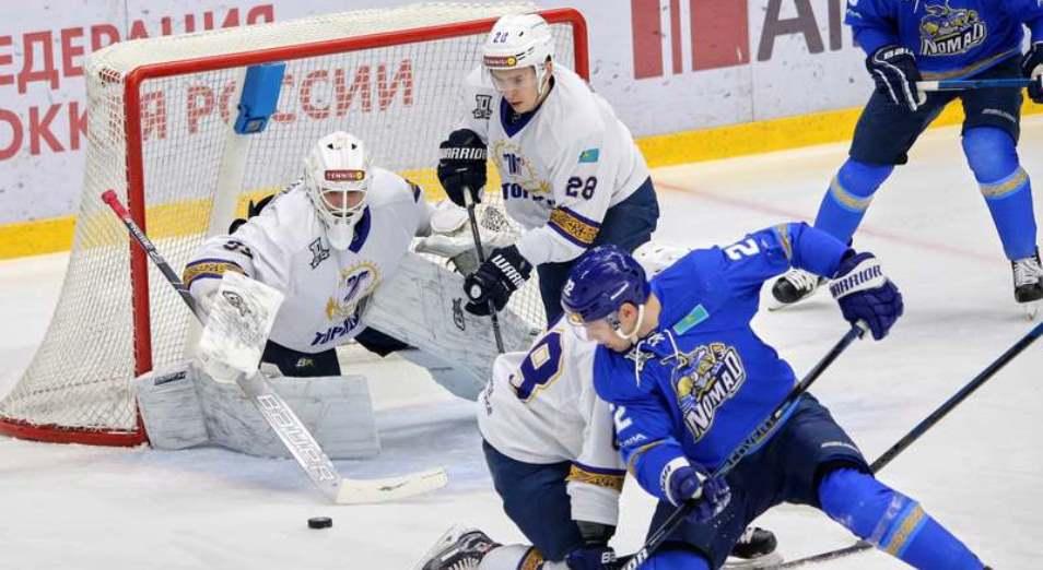 Регулярка ВХЛ: «Торпедо» догнало «Сарыарку» по количеству побед в дерби