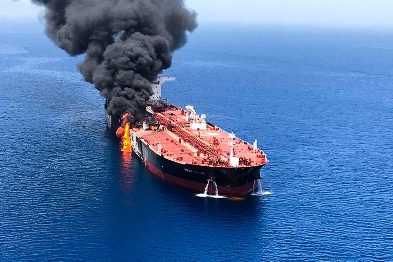 Цены падают, танкеры горят