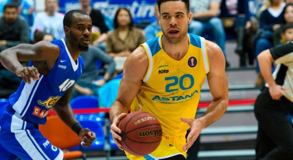 «Астана» остаётся четвёртой командой Единой Лиги ВТБ
