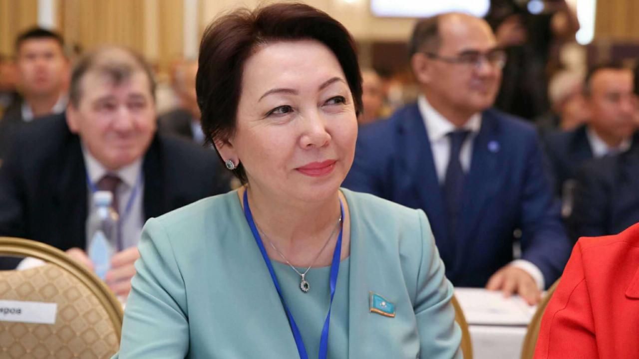 ЦИК подтвердил соответствие Дании Еспаевой требованиям, предъявляемым к кандидату в президенты Казахстана