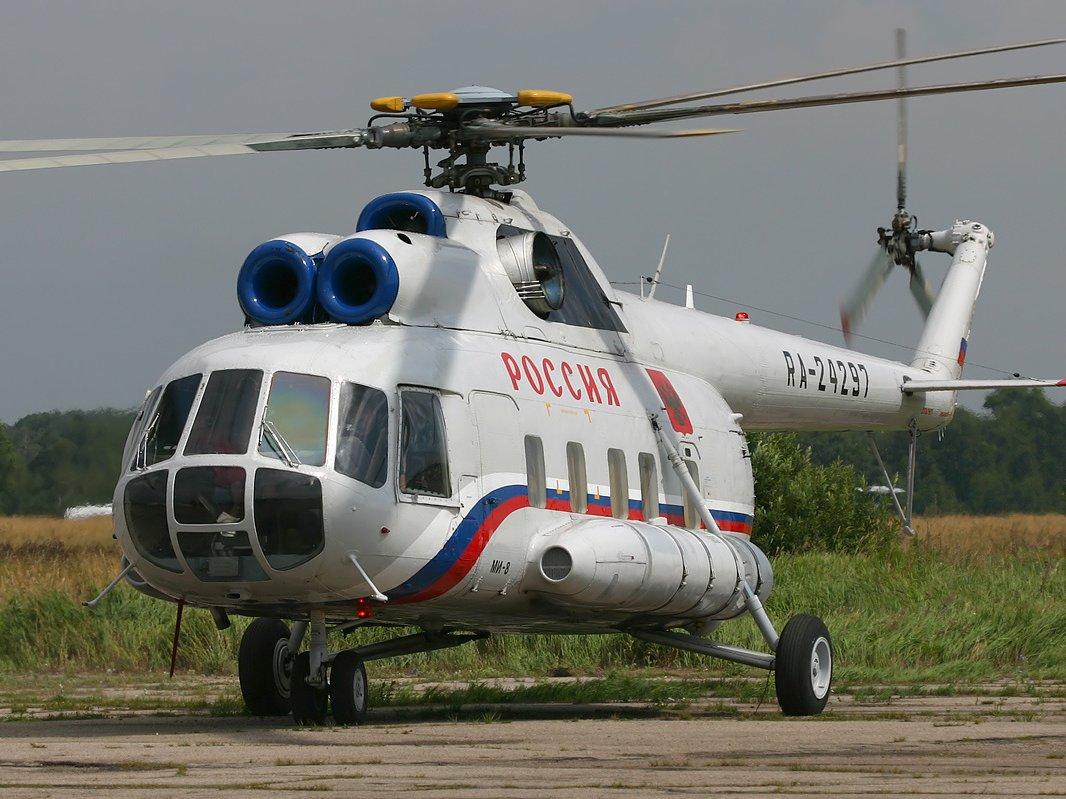 """В Казахстане проведут разведку района предполагаемой посадки """"Союза МС-09"""" российские вертолёты Ми-8"""