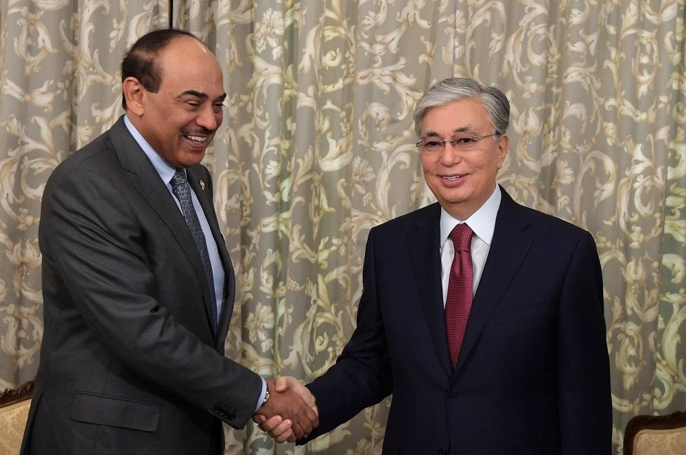 Токаев поблагодарил правительство Кувейта за разрешение использования военно-воздушных баз для операции «Жусан»