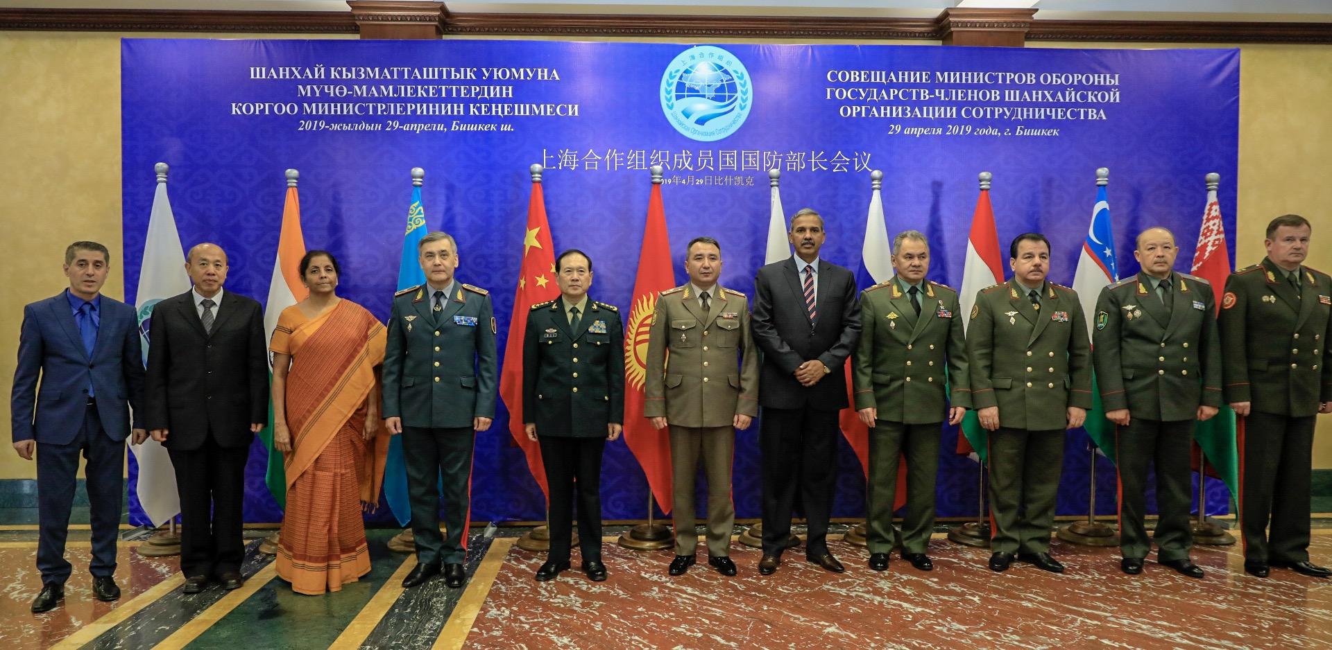 Минобороны стран ШОС приняли план сотрудничества на 2020-2021 годы