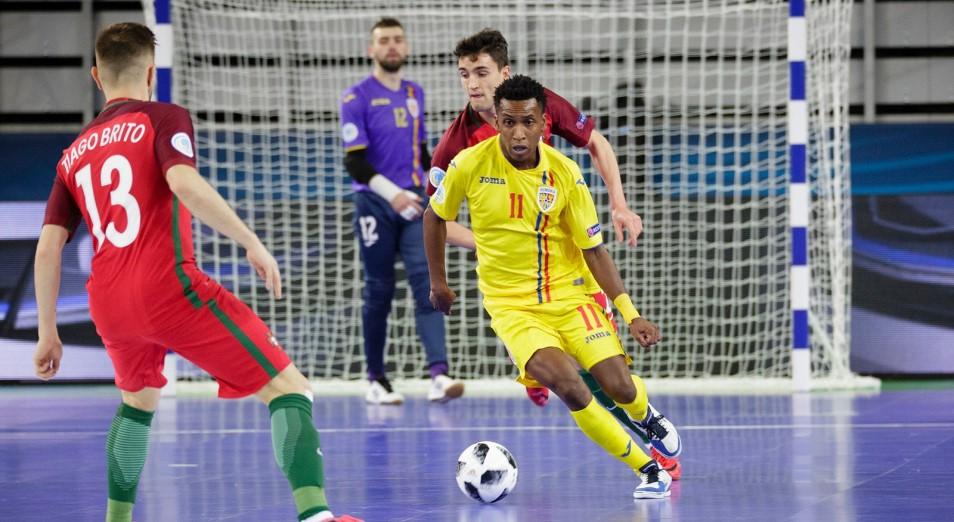 АФК «Кайрат» усилился румыном с бразильскими корнями