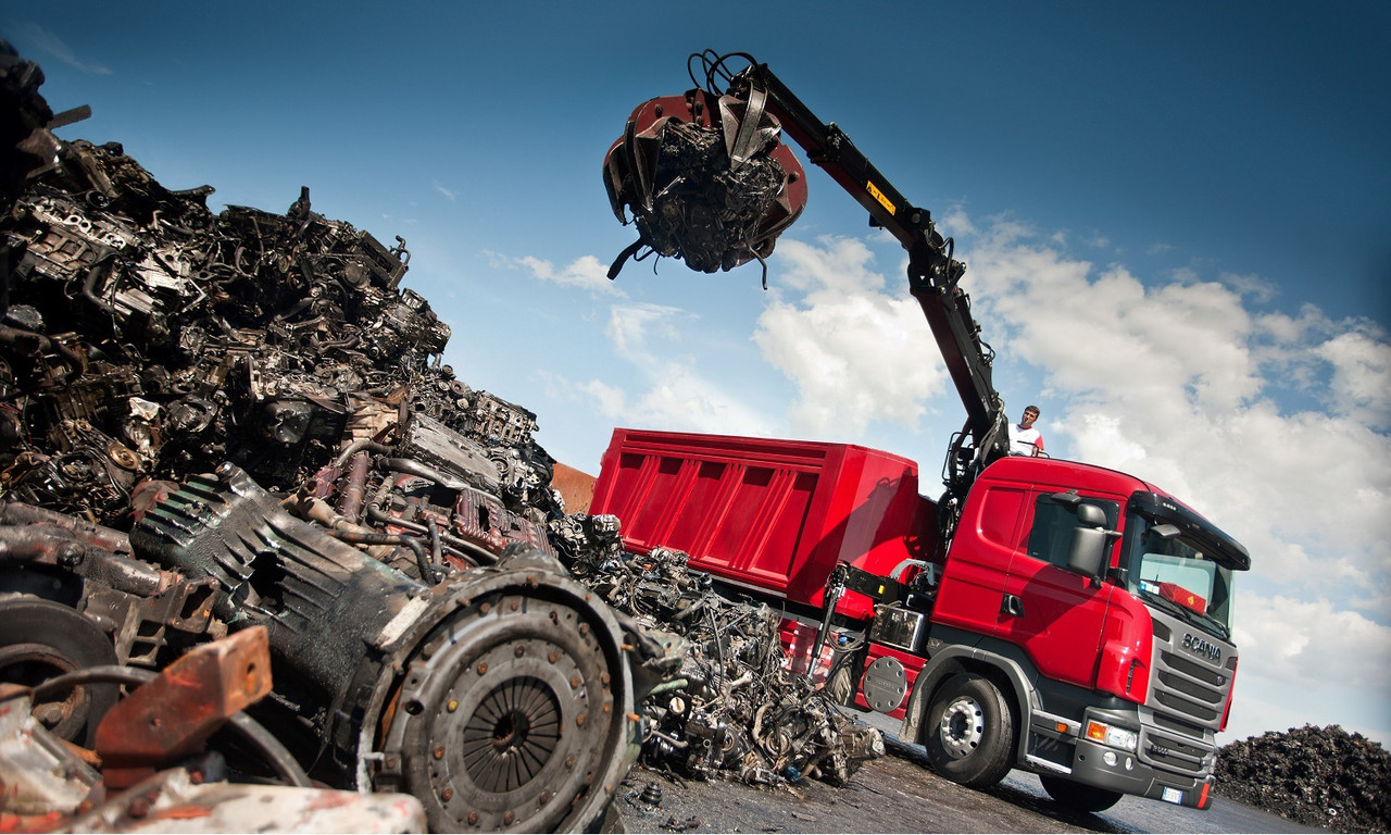 В Казахстане вводится запрет на вывоз из лома, отходов черных и цветных металлов