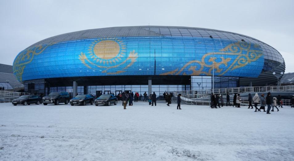 Культурно-спортивный комплекс «Арена» в Семее сдали в доверительное управление