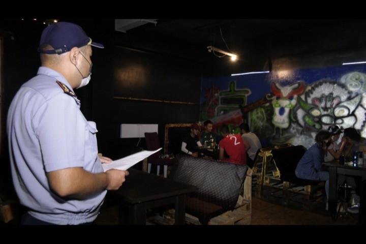 В Нур-Султане 18 субъектов предпринимательства нарушали режим карантина