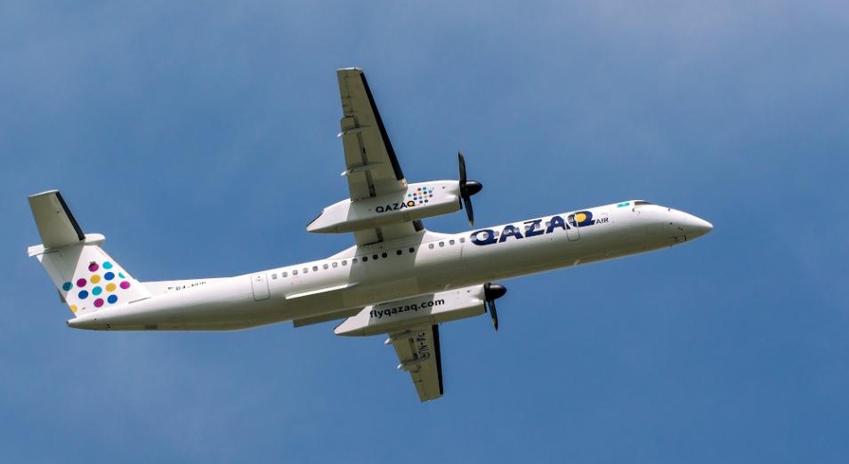 Qazaq air увеличивает авиапарк