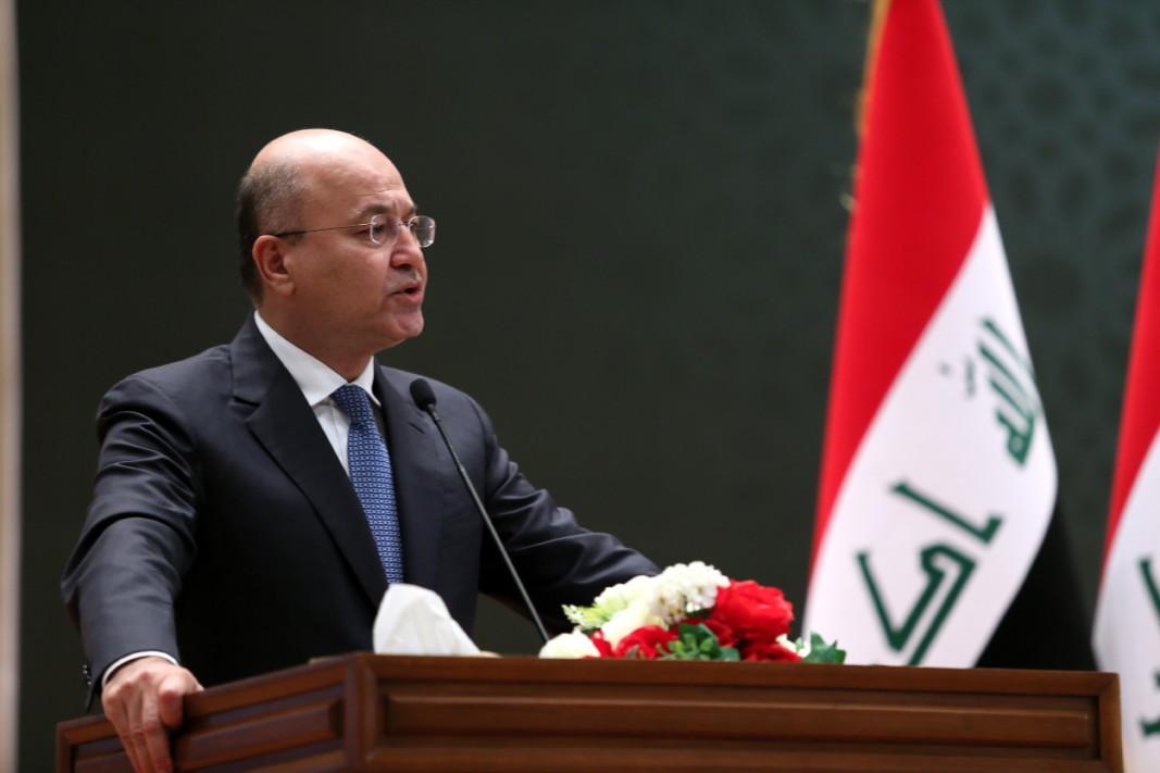 Иракқа жаңа президент сайланды