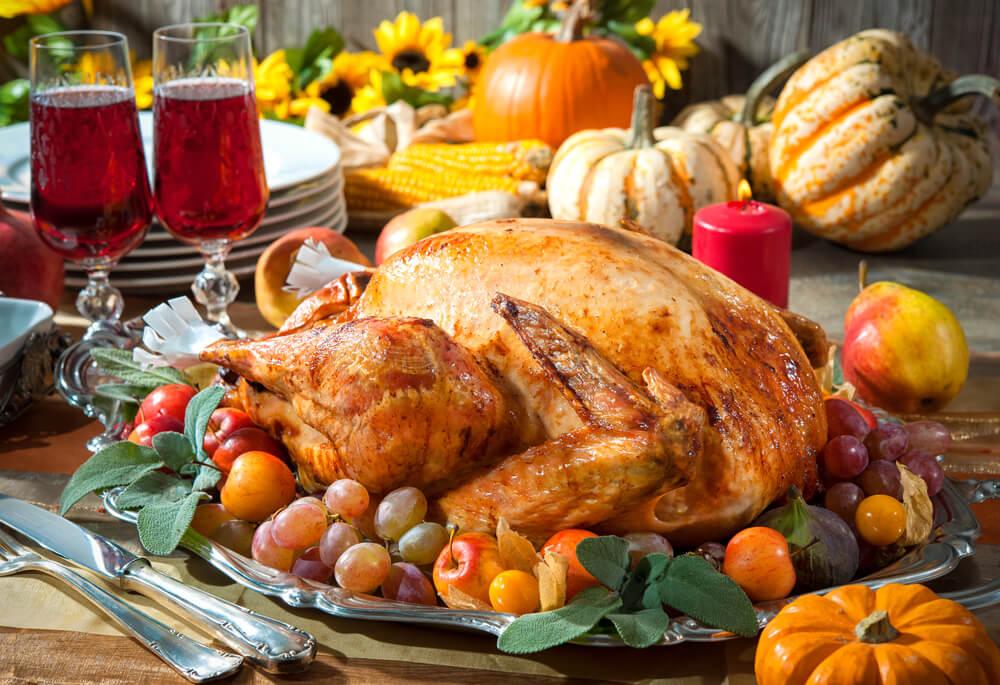 Обед ко Дню благодарения в США подорожал на один цент