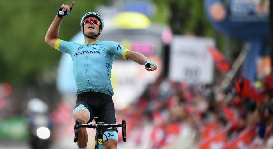 Тиррено – Адриатико: Astana Pro Team вновь на пьедестале