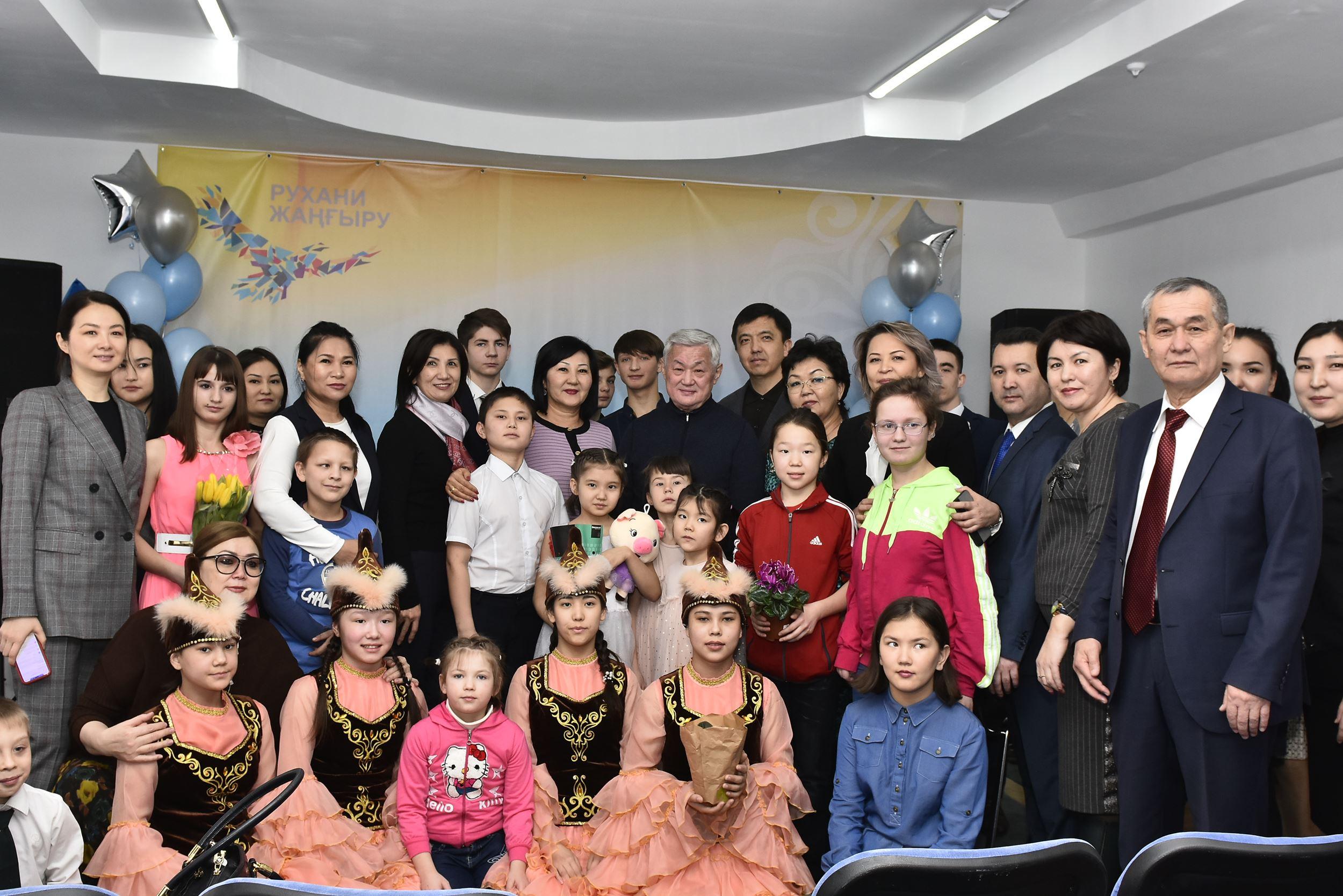 """В Актобе открылся Центр поддержки детей, находящихся в трудной жизненной ситуации """"Аяла""""."""