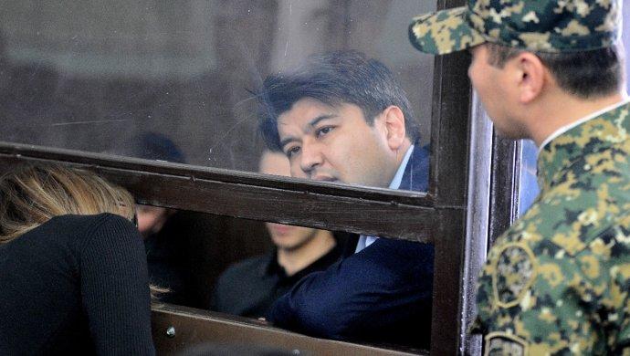 Бишимбаев переведён в колонию средней безопасности