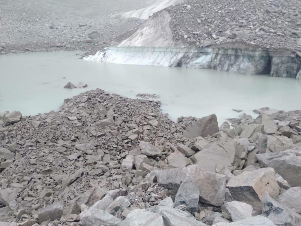 Что произошло на реке Каргалы в Алматы