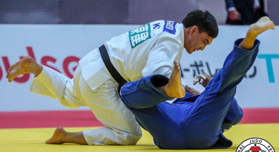 Grand Slam в Париже: казахстанские дзюдоисты взяли три медали