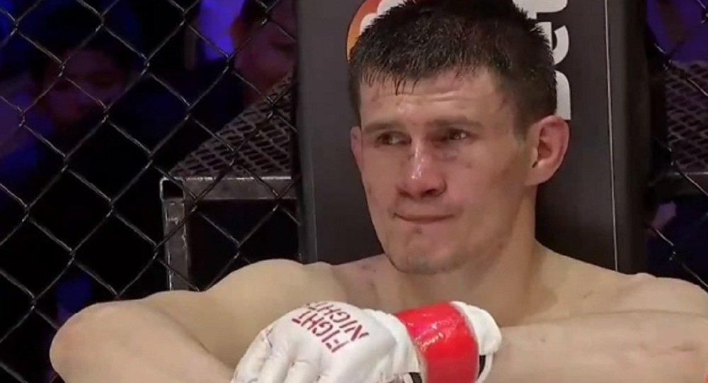 Георгий Кичигин намерен биться в UFC