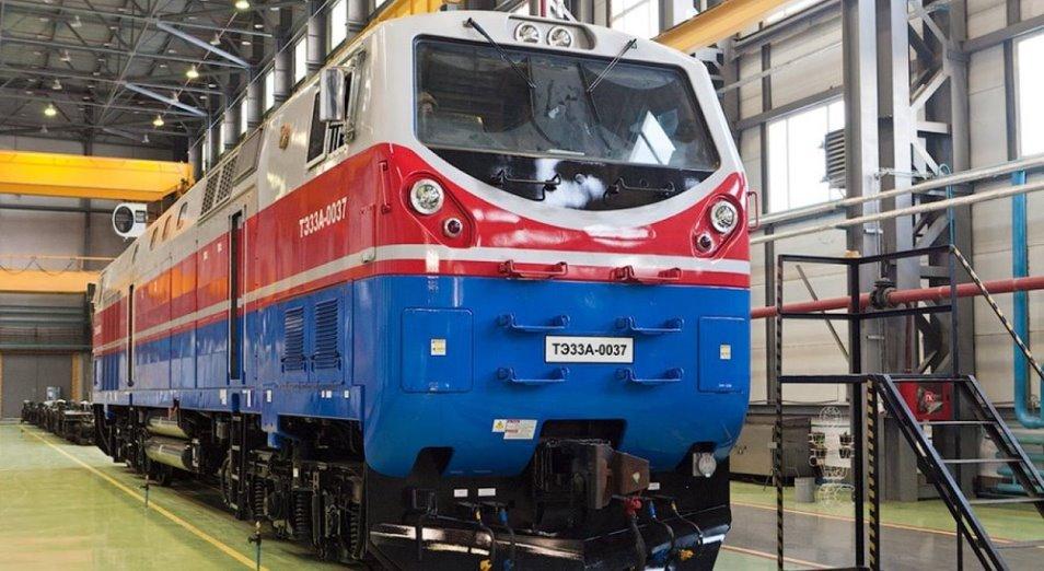 «Локомотив құрастыру зауыты» заключил крупные сделки