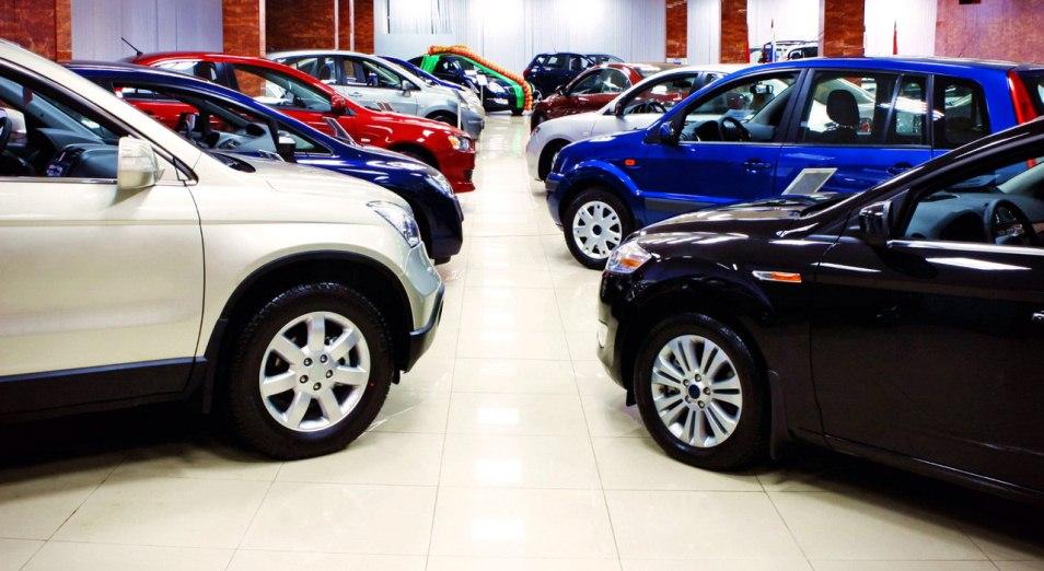 Автодилеры отметили квартальный рост