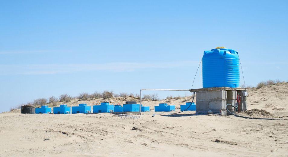 ПРООН реабилитирует засоленные земли Аральского бассейна