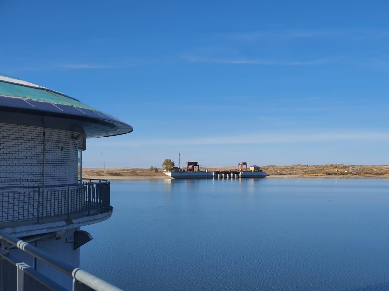 Алтай Кульгинов проинспектировал готовность питьевого водохранилища