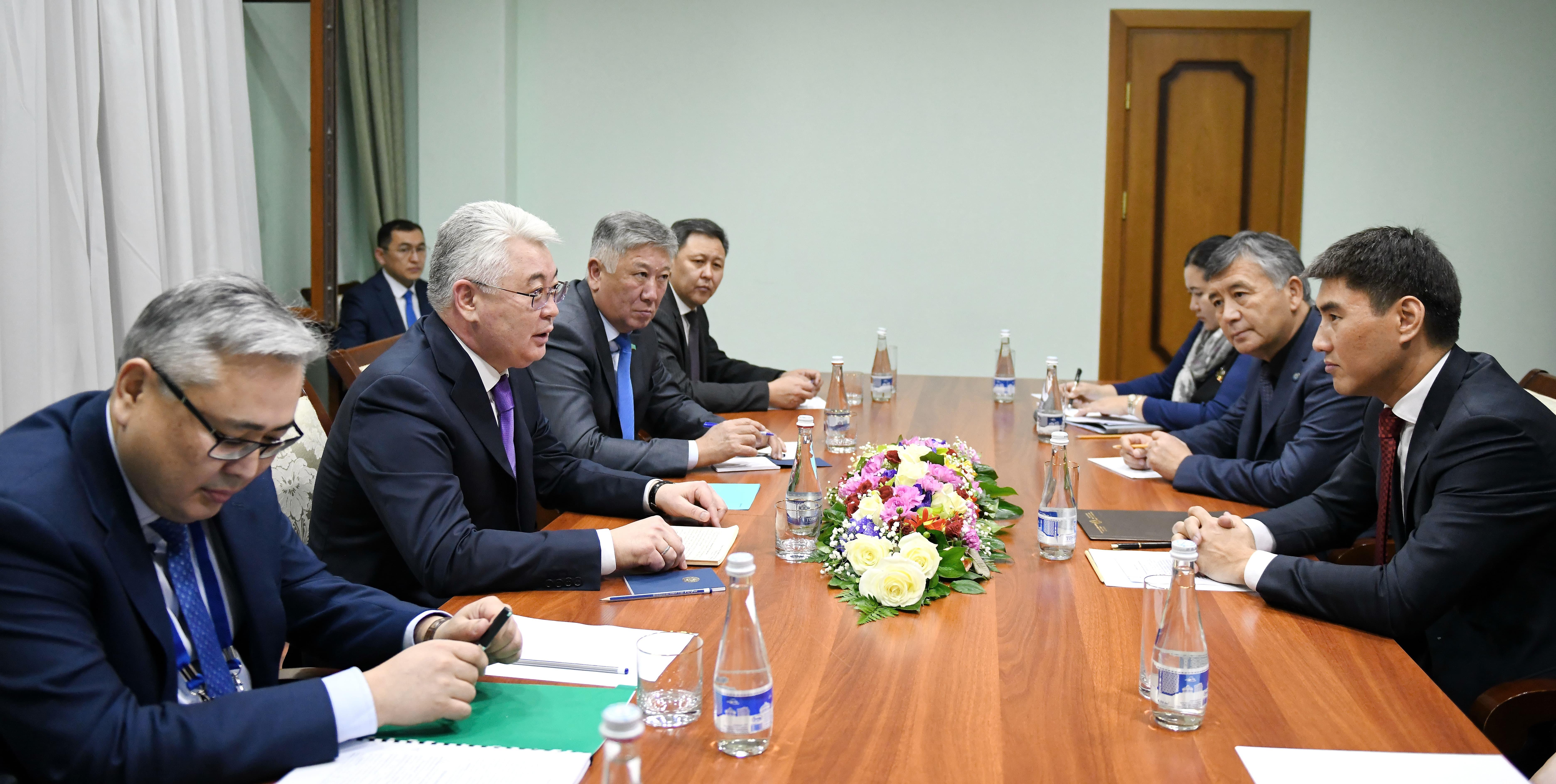 Участники диалога «Индия – Центральная Азия» готовы содействовать мирному урегулированию в Афганистане