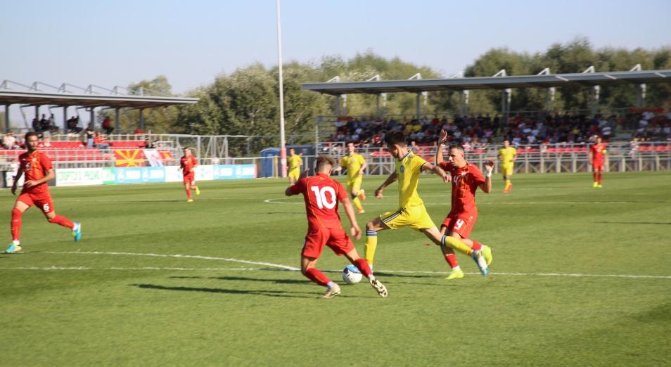Молодежное Евро-2021: Казахстан вернулся на вторую строчку в группе