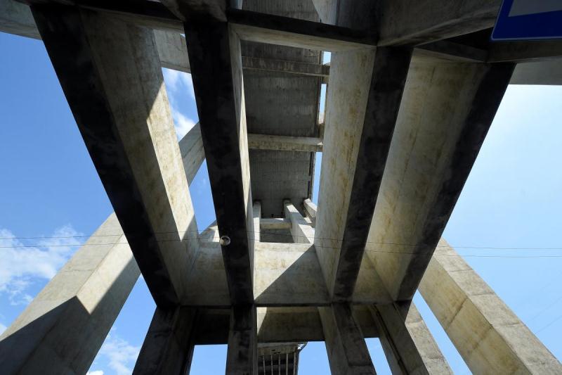 Ещё один мост, спроектированный Моранди, закрыли в Италии