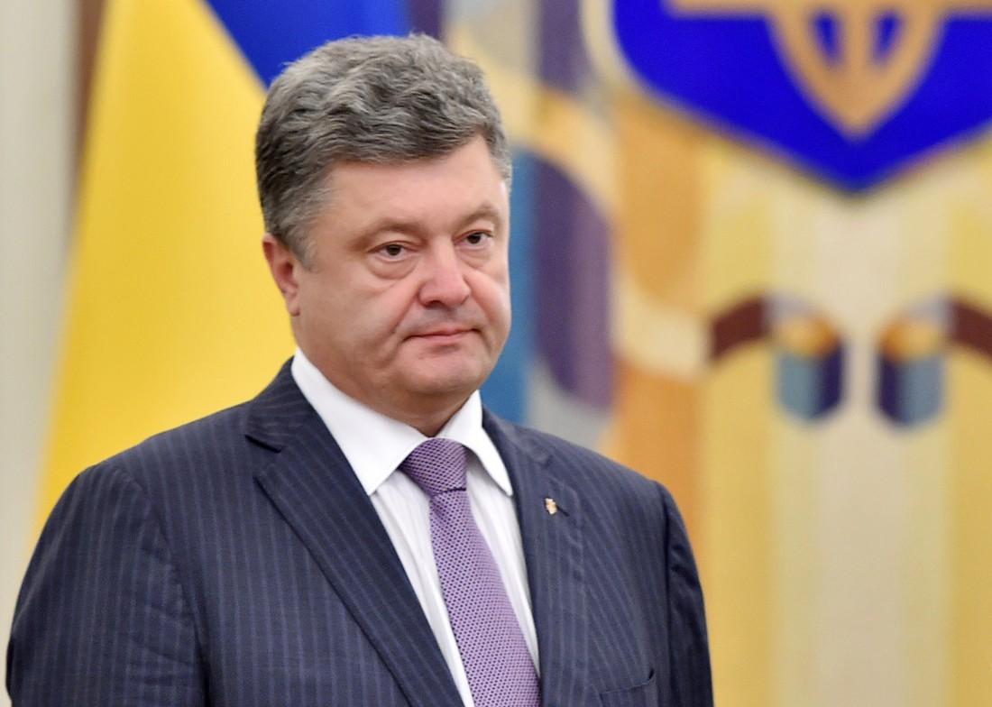 Порошенко заявил о необходимости возвращения Украины в семью европейских народов